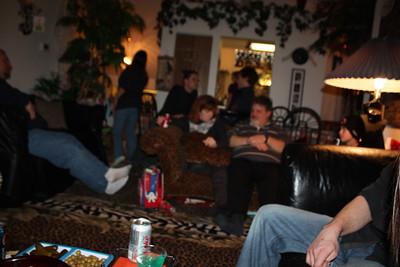 20101225 Christmas Dinner 038