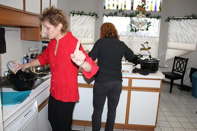 20101225 Christmas Dinner 012