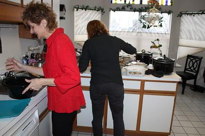 20101225 Christmas Dinner 013