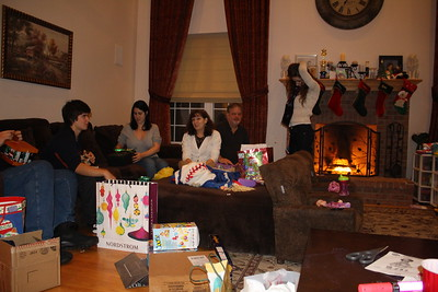 20141225 Izzo Christmas Dinner