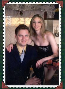 2006-12 Merry Christmas -Dan and Jessica Banakis-