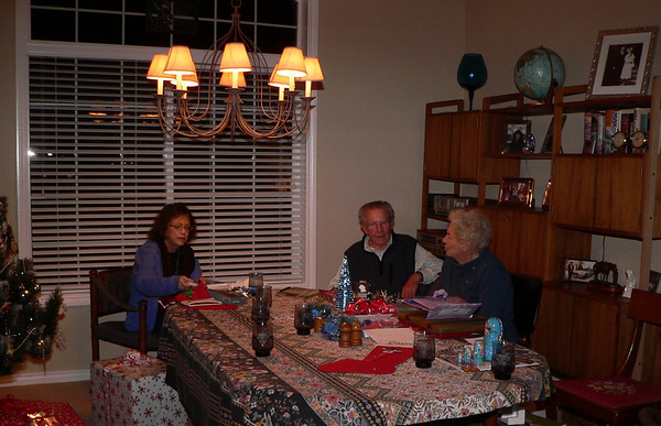 Christmas December 2007