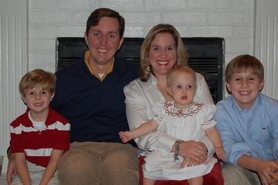 Christmas Eve and Christmas Day 2008
