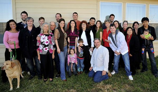 Christmas Get-together 2010