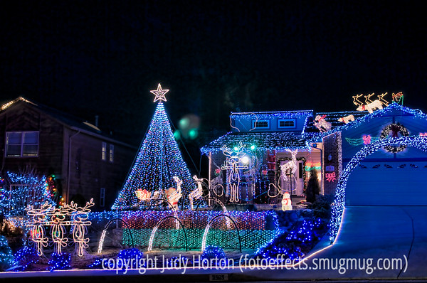 Christmas Lighting Display