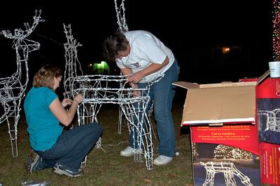 Assembling Reindeer