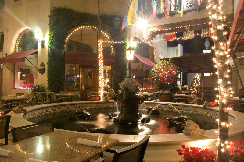 The Restaurant Fountain