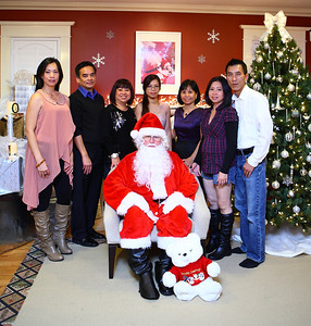 Huong and Family