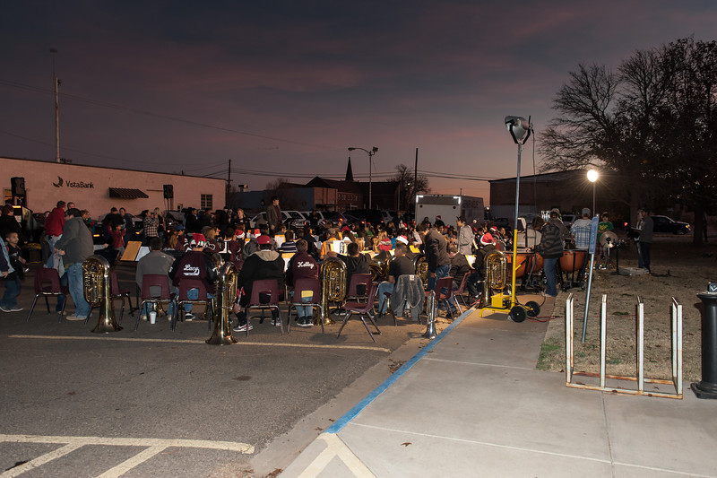 Christmas Parade, & Band, 12-5-2012