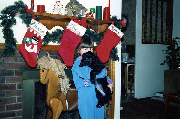 Christmas / Puppy