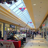 It was not too crowded on Monday morning at the Mall at Whitney Field. SENTINEL & ENTERPRISE/JOHN LOVE