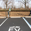 Five Electric Vehicle Charging Stations at the Garden. Our hard earned donations at work!!!