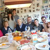 12 family folk for this Christmas lunch