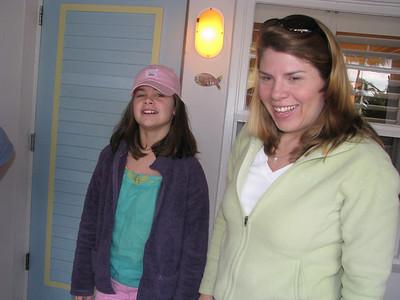 Sloane and Julia!