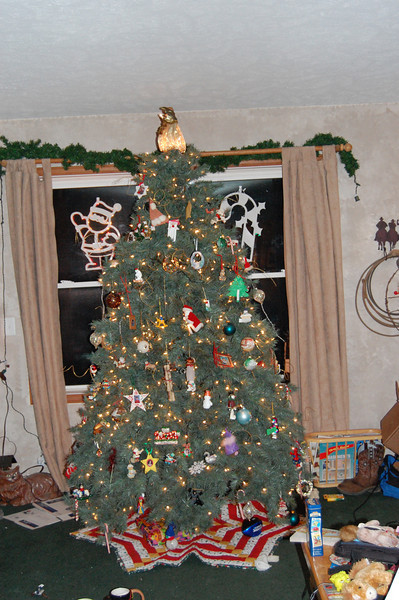 Christmas and New Years Eve-2007