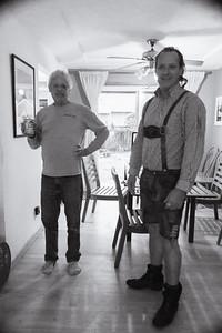 Dan and Charles