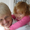 Grandma Kay playing with Sophie