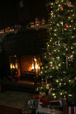 Christmas at Gene and Nance's 2008
