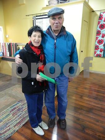 Dave and Margarette Tasler