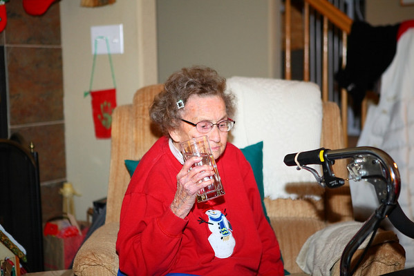 Christmas at Nana's