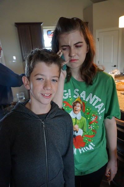 Christmas at Sue & Jerry's 2017