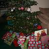 Santa Claus made a visit.