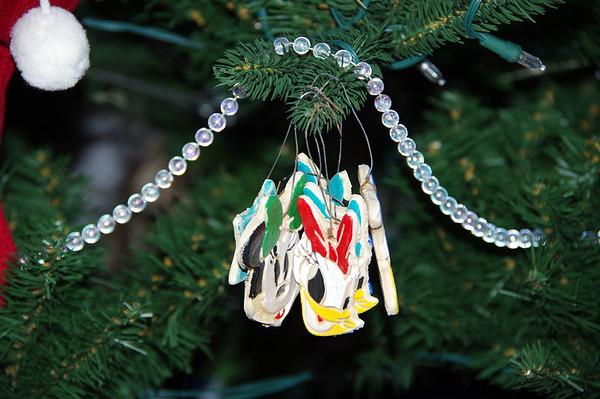 Christmas decorating 2016