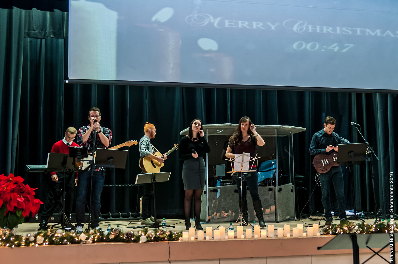 2014 Harvest Bible Chapel, Christmas Eve Service C0107
