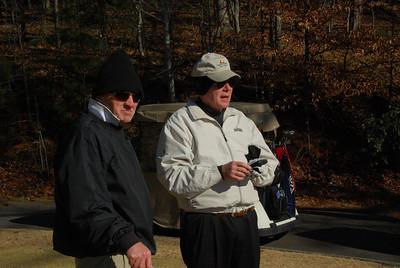 Ron Ireland & Paul Jones