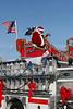 Folly Beach, South Carolina, Christmas parade. 2008.