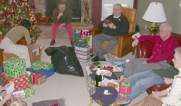 Christmas in Leesburg, 2002