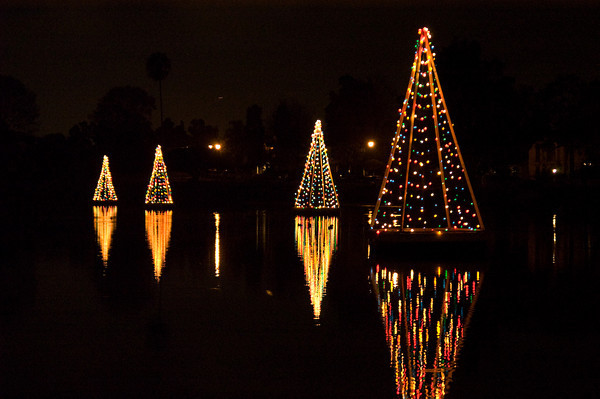 Christmas in Long Beach