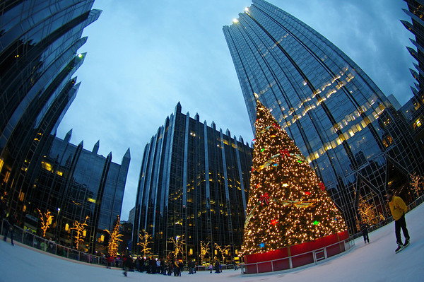 Christmas in Pittsburgh