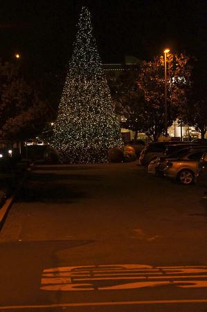 Christmas shopping at Valley Fair 11/26/2012