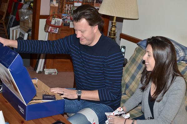 Christmas w/Erin & CJ 2013