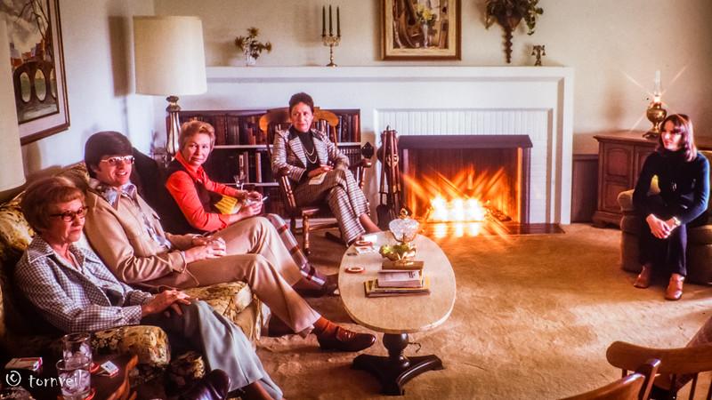 kelley Family 1975