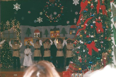 2002-02 Guy Christmas Pageant