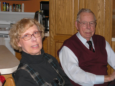 Sheryl and Duane