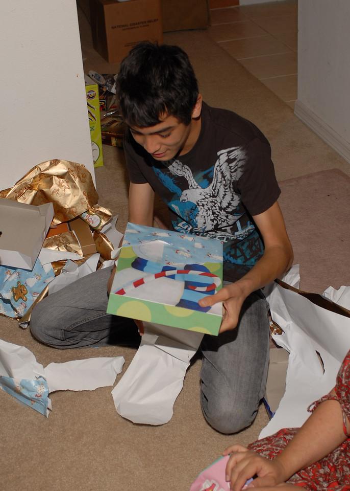 2008 12 24 - Xmas Eve with Joe and Mel 023