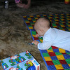 Liam's first Christmas Morning