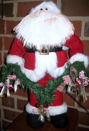 2010 02-08 Fiberoptic Santa
