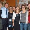 Julie, Doug, Colie, Kelly, Natalie and Katie Winsor; Jeffrey