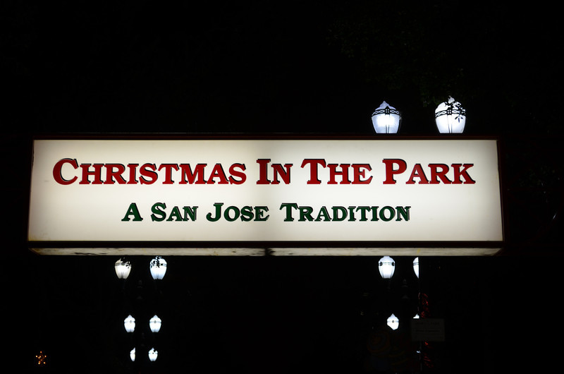 San Jose Christmas In The Park