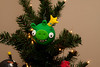 Angry Birds Christmas Tree, Queen Pig