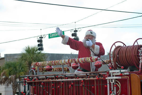 2013 Jupiter Tequesta Athletic Assoc.  Holiday Parade