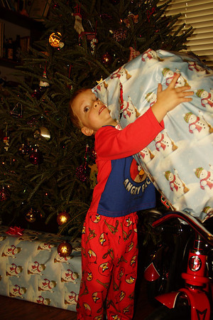 Brinley Christmas 2012