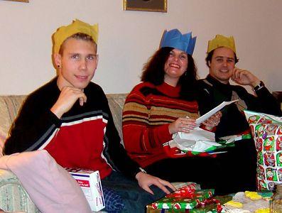 Brian,Marie & Doug