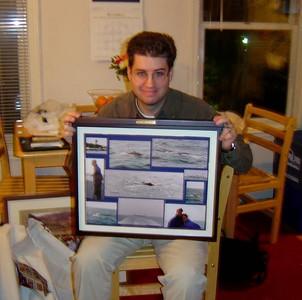 JP's Christmas gift