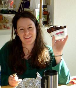Lisa & Ice Cream