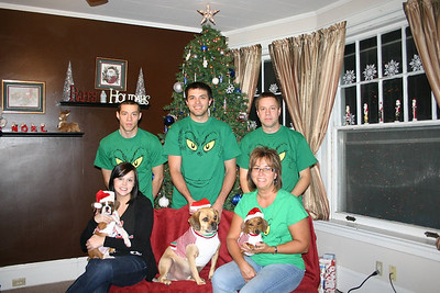 Merry Christmas from the Easterla's ( 2010 )
